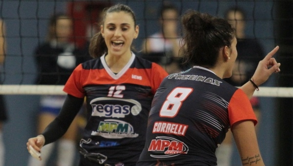 SERIE B1-A. Futura Volley e Don Colleoni gare interne, il programma