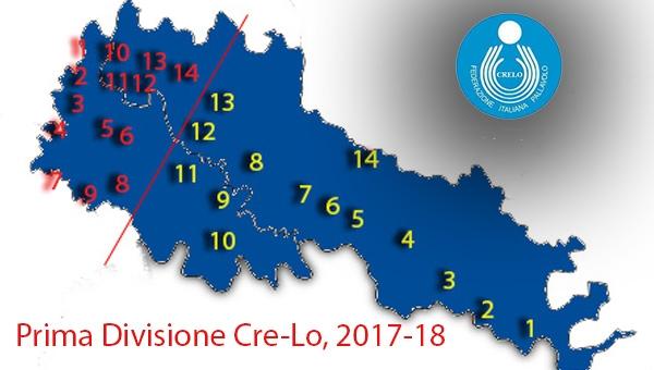 Prima divisione la composizione dei gironi cre lo stagione 2017 18 tre promozioni in d - Discount della piastrella pantigliate ...