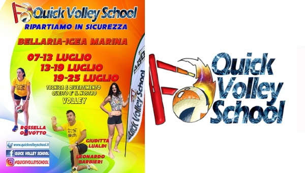 "QUICK VOLLEY SCHOOL. Giuditta Lualdi: ""Il camp mi ha dato la possibilità di maturare"""