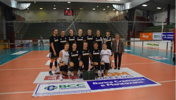 EVENTI. Under 18, Busnago stravince il memorial 'Ginelli-Scali'